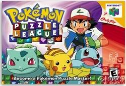 Pokemon Puzzle League (USA) Box Scan